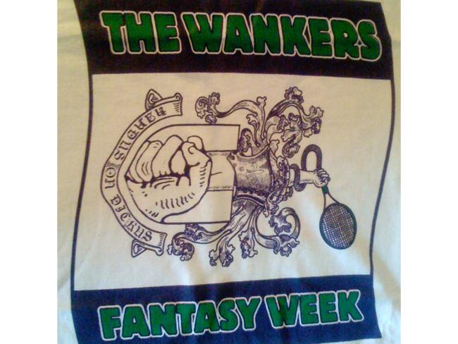 Wankers Logo