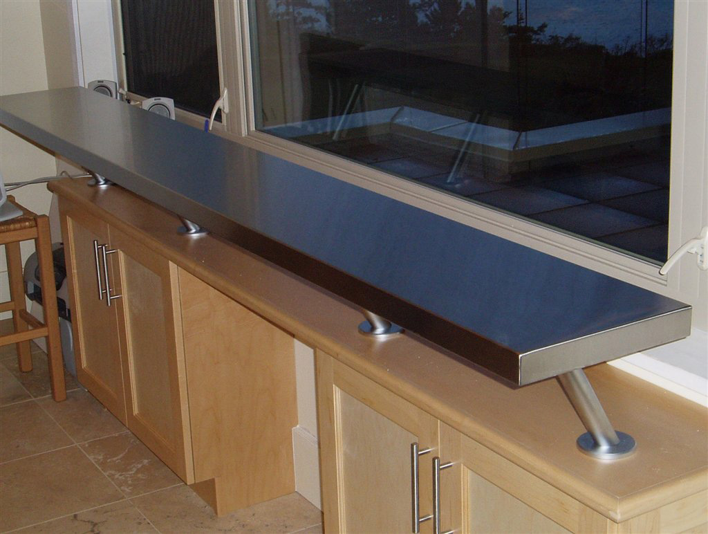 Basement Bar Design #7: Bar Top and Countertop Surfaces