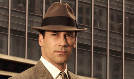 acteur de mad men jon hamm