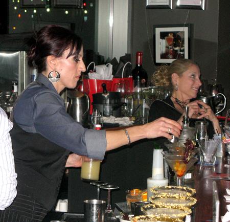 Cris Dehlavi — Iron Bartender M at Miranova