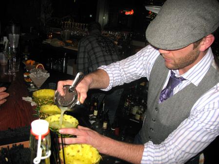 Zak Renzetti-Voit — Iron Bartender Black Olive