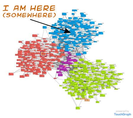 eCairn socialcohol media chart