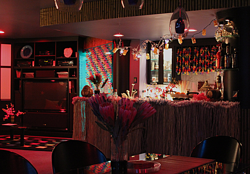 Decorating Ideas # This Years Final Exam A FullBore Tiki Party  The Pegu Blog