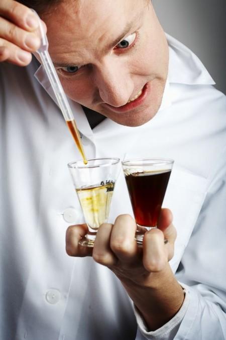 Bartender Pharmacist
