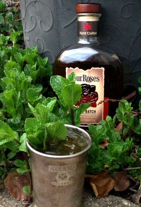 Four Roses Mint Julep