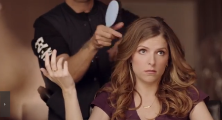 Anna Kendrick Behind the Scenes Newcastle