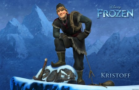 Kristoff, The Disney Ice Geek