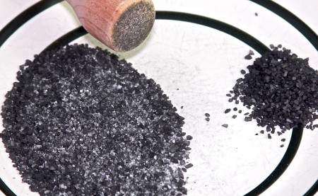 Black Hawaiian Salt