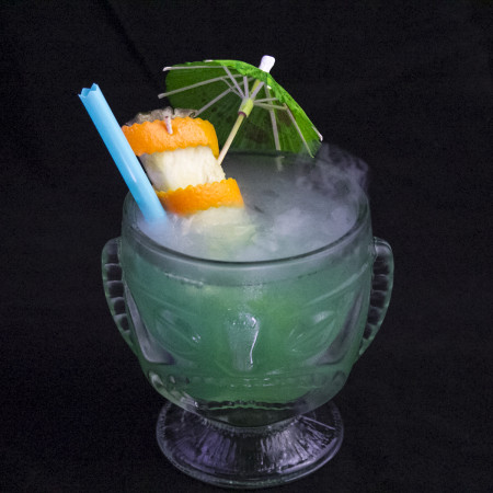 Tiki Tree Viper by Rated-R Cocktails