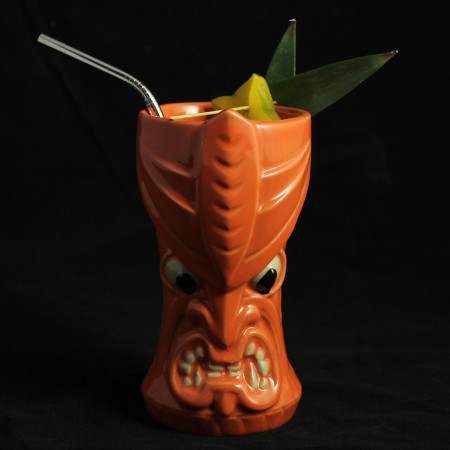 Wild Watusi Tiki Mug