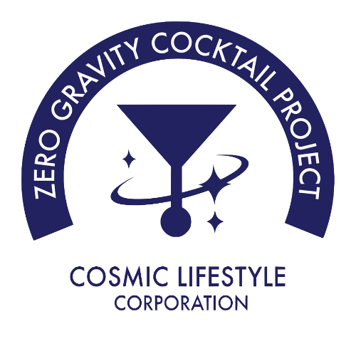 The Zero-Gravity Cocktail Project from the Cosmic Lifestyle Corporation