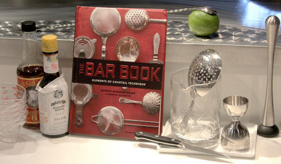 The Bar Book: Elements of Cocktail Technique, by Jeffrey Morganthaler