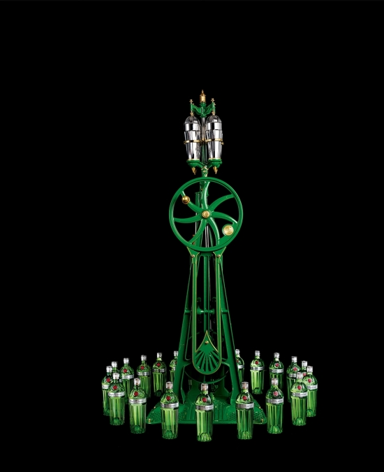 Tanqueray No.10 Imperial Shaker by Jason Crawley