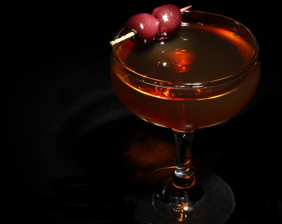 The Gospel of Whiskey: The Manhattan