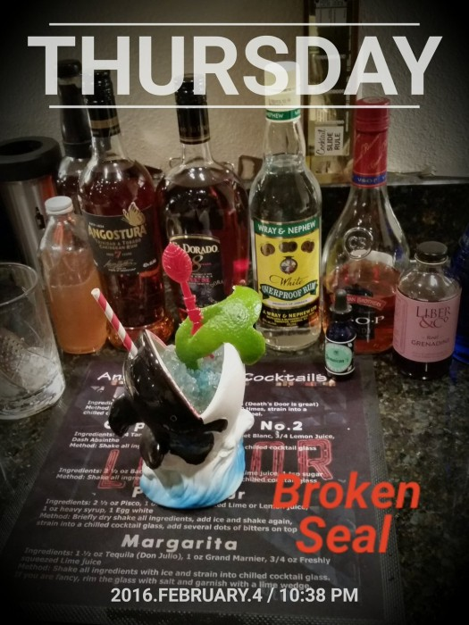Broken Seal — @Alamagoozlum