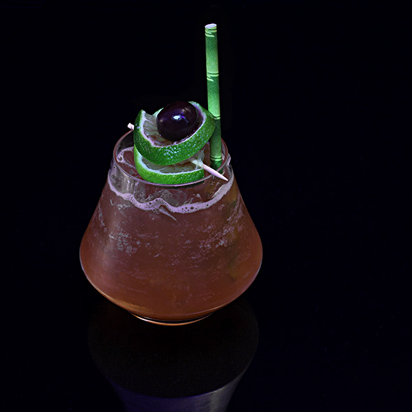 Modern Tiki Drink: The Lazy Bear