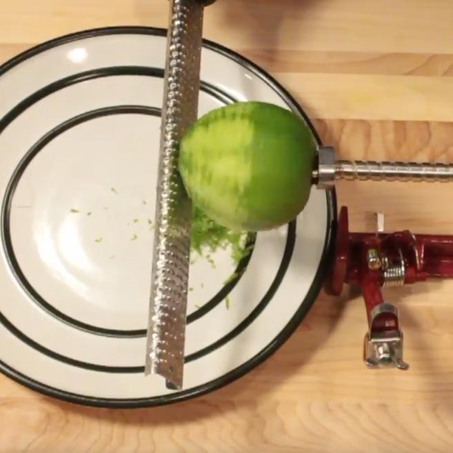 Lime Zesting FI